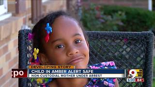 Kidnapped girl safe at home after Amber Alert - Video