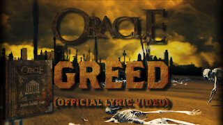Oracle - Greed - Melodic death extreme heavy metal music