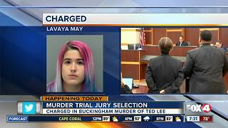 Jury selection begins in Buckingham killing - Video