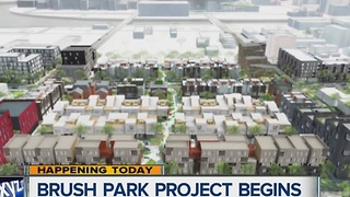 Brush Park neighborhood in Detroit to get facelift - Video