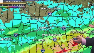 Henry's Evening Forecast: Sunday, December 4, 2016 - Video