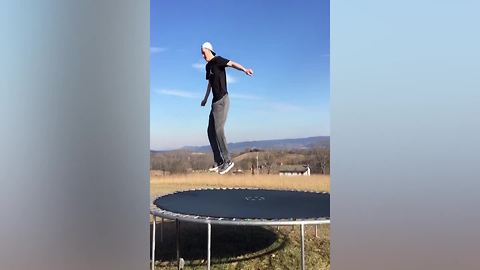 Funny Family Trampoline Fails! | Hilarious Fail Compilation