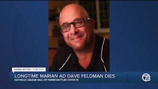 Longtime Marian Athletic Director Dave Feldman dies