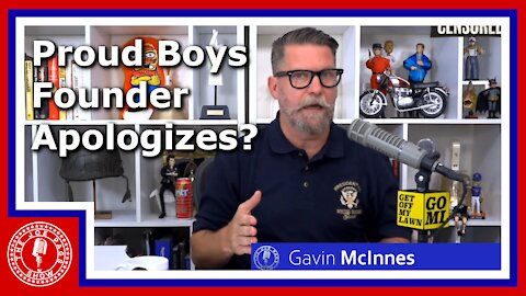 Proud Boys Founder Gavin McInnes Reacts to the Attacks on the Club