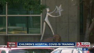Children's Hospital COVID-19 Training