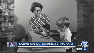 Doreen Pollack, Colorado Women's Hall of Fame Class of 2018 - Video