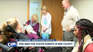 Local foster care agencies work to place kids in loving forever homes - Video