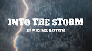 Michael Battista - Into The Storm (Official Music Video)