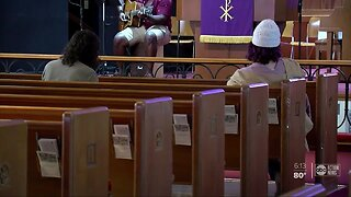 Tampa Bay area churches make changes amid Coronavirus concerns