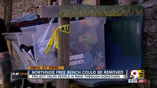 Should Northside Free Bench stay? - Video