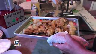 How to make killer wings! - Video