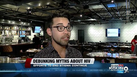 Community gets together to help end stigma surrounding HIV