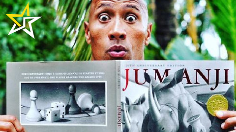 'The Rock' Promises To Honor Robin Williams With His Upcoming Performance In 'Jumanji'