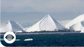 The Pyramids Of Antarctica Conspiracy