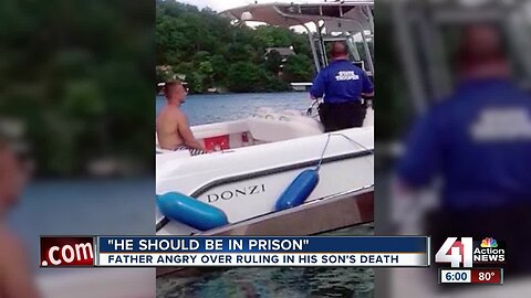 Appeals court ruling over trooper's termination upsets family of drowned man