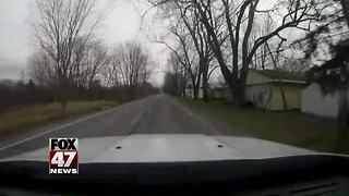 Potholes cover mid-Michigan - Video