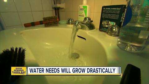 Tampa Bay Water asking consumers where future sources of water should come from