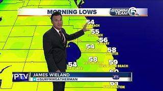South Florida weather 1/6/19 - evening report