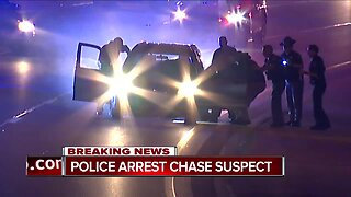 Police arrest suspect in Boone County after multi-state chase