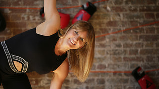 Move Your Frame: pregnancy fitness routine - Video