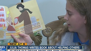 Kids Doing Good Things: Julia Thomas