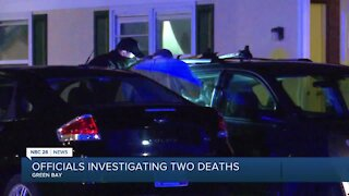"""Green Bay police investigating two """"suspicious deaths"""""""