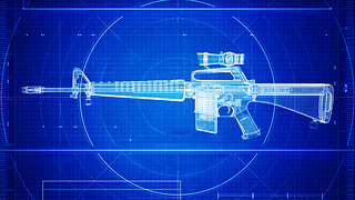 The AR-15 is a trademark, and since its original patent, the machine has gone through many iterations. Here's what you should know about where it is today. - Video