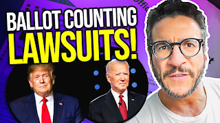 Trumps Sues to STOP Counting in Michigan? Viva Frei Vlawg