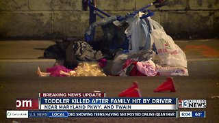 4-year-old child killed crossing street