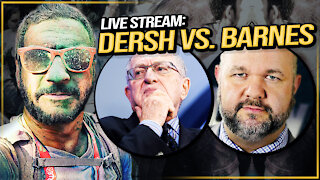 Dershowitz vs. Barnes - Forced Vaccinations, Trump's 2nd Impeachment? Viva Live Stream