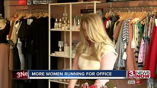 Record number of women running for office in Nebraska
