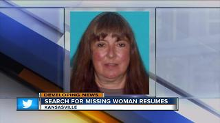 Authorities continue to look for endangered, missing woman in Racine County - Video