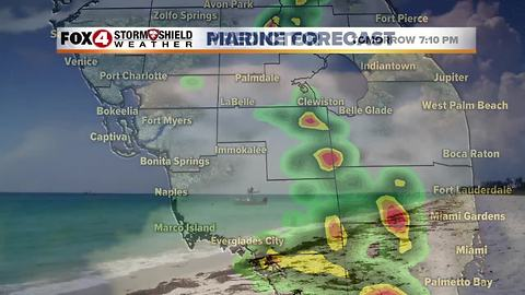 Hot & Humid, Storms Possible