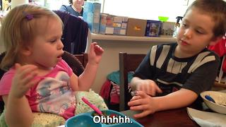 The Sassy Things Kids Say Never Fail To Amuse Us - Video