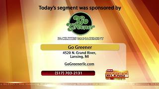 Go Greener - 10/25/17 - Video