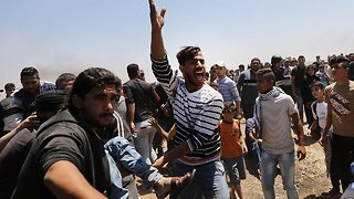 Israel's Blockade Underpins The Violence In Gaza - Video