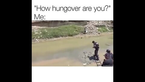 Every Time A Hangover Happens