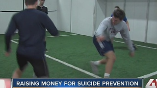 KC soccer tournament raises money for suicide prevention - Video