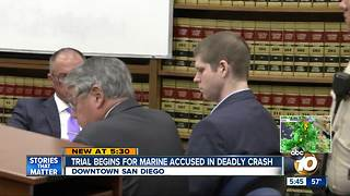 Testimony begins in deadly DUI trial - Video