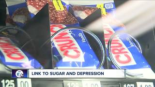 Link between sugar and depression - Video