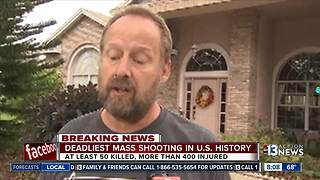 Brother of Stephen Paddock, Las Vegas shooter gives interview - Video