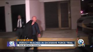 Boynton Beach officer found guilty in 2014 beating - Video