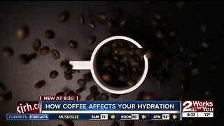 How coffee affects your hydration