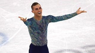 Adam Rippon Won't Be An NBC Correspondent For The Olympics - Video