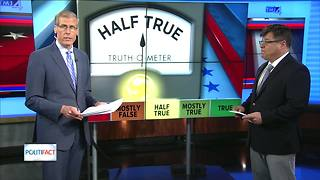 Politifact Wisconsin: Top 4 fact checks - Video