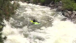 The best kayakers in the world arrive in Idaho for the North Fork Championship