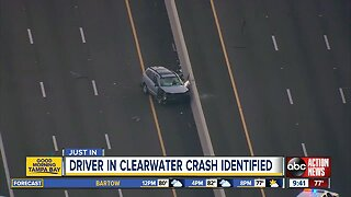 Driver ejected from SUV after crash on US 19 in Clearwater