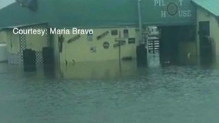 Assessing damage to the Keys after Irma - Video