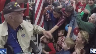 NBC26 Veterans Day Salute - Video