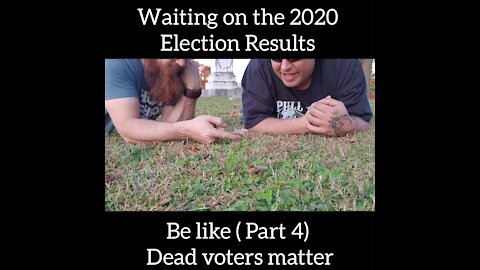 Waiting on the Election Results be like... 😂
